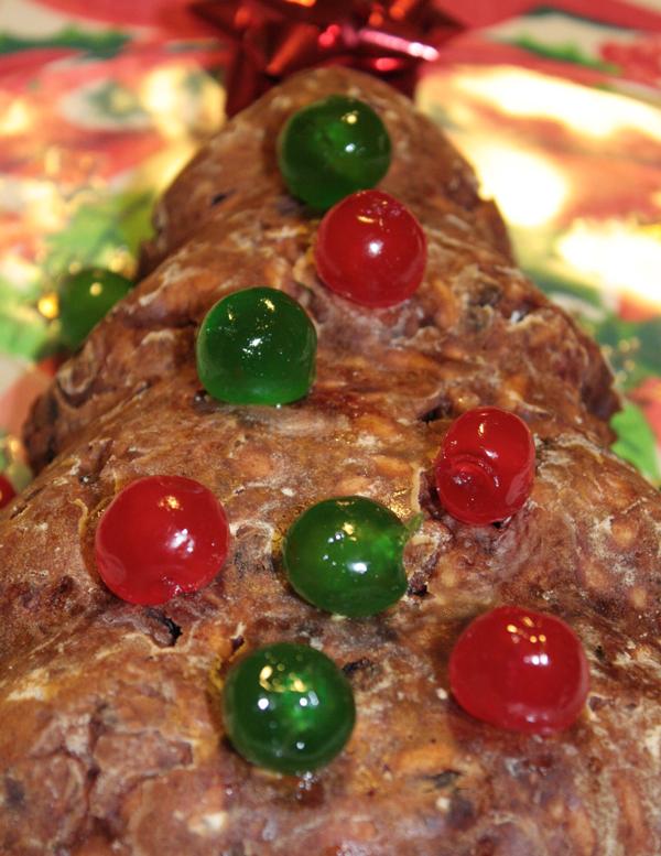 albero di frutta secca