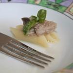 Pasta con tonno e melanzane
