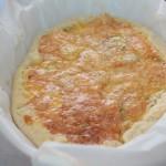Quiche con zucchine e formaggio
