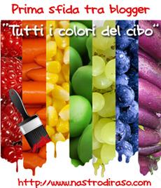 tutti i colori del cibo